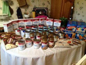 food donaztion
